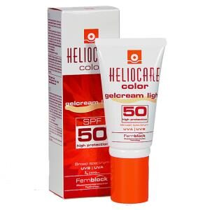 Heliocare-GelCream Colour Light 50ml