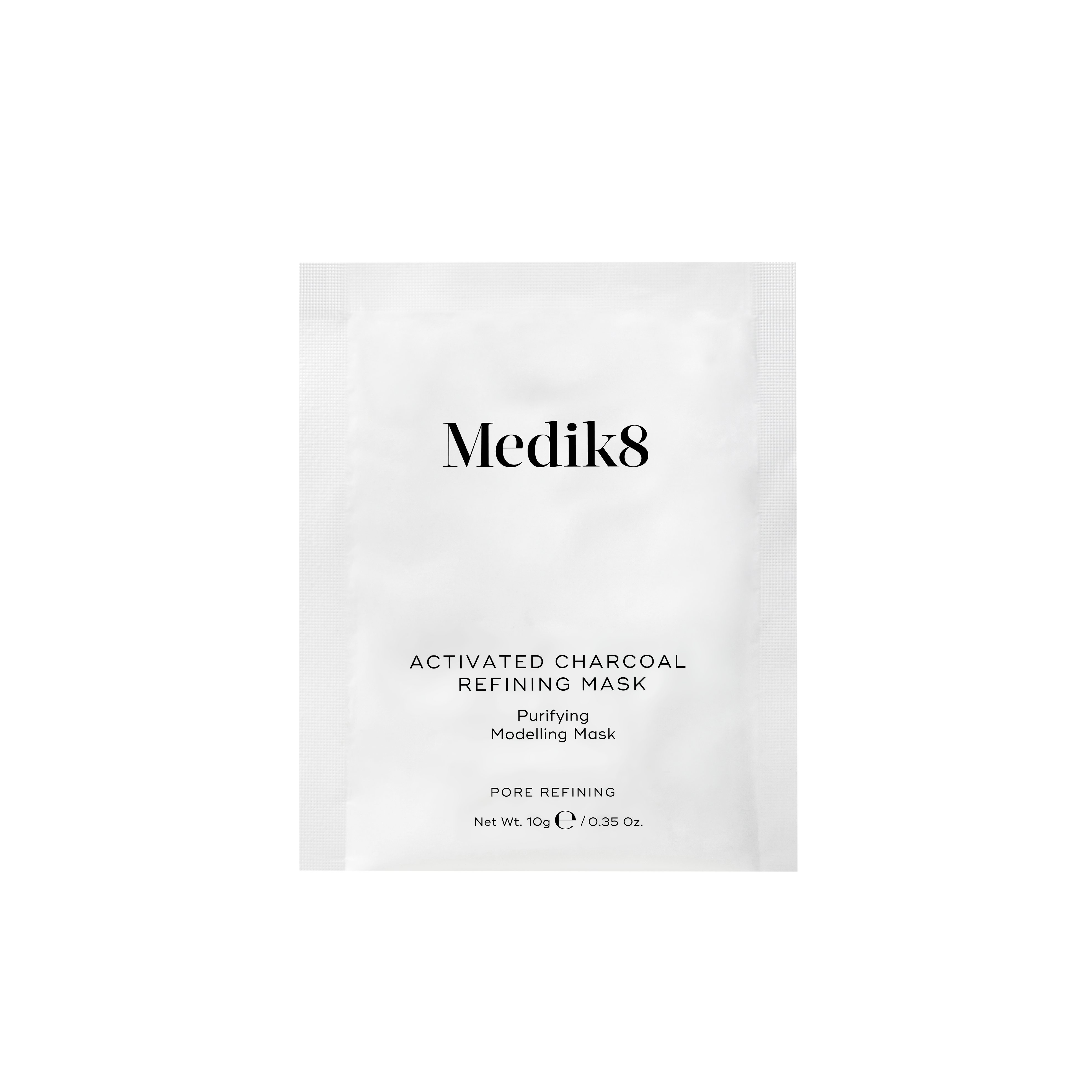 Activated Charcoal Refining Mask 10g