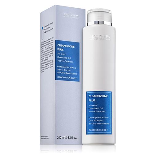 Beauty Spa Ozoceutica Cleanozone Plus gel καθαριστικό