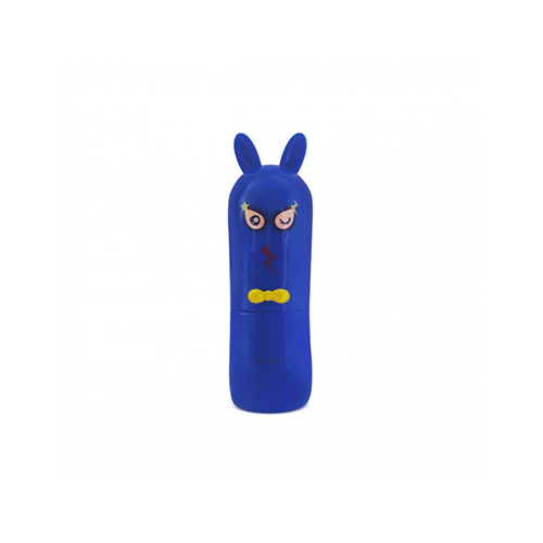Inuwet Bunny Lip Balm Kiwi Super Hero Blue Flash Boy χείλη κραγιόν