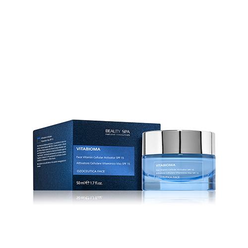 beauty spa vitabioma 50ml κρέμα προσώπου