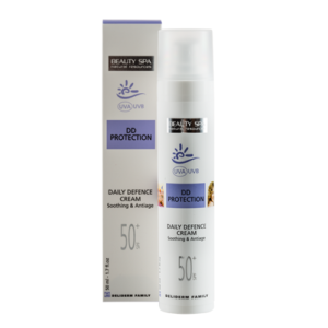 Beauty Spa Deliderm DD Protection SPF50+ κρέμα πολλαπλής χρήσης αντιηλικό