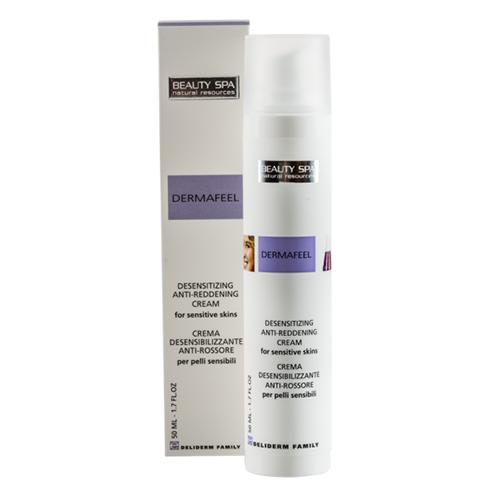 Beauty Spa Deliderm Dermafeel κρέμα προσώπου ευρυαγγείες ευαίσθητο δέρμα